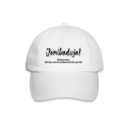Jomibaduja_Shirt_Front_Sp - Baseballkappe