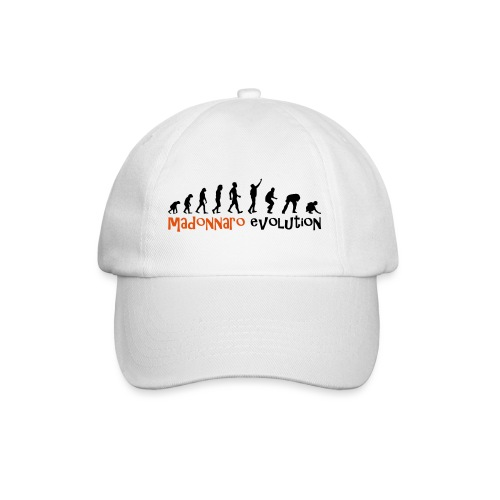 madonnaro evolution original - Baseball Cap