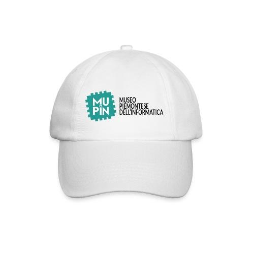 Logo Mupin con scritta - Cappello con visiera