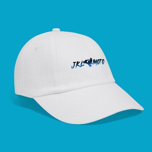 JKLMoto Aerox White - Basebollkeps