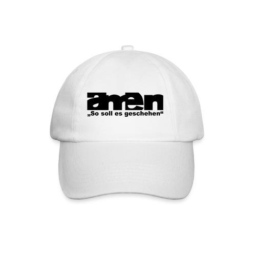 amen - Baseballkappe