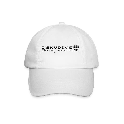 i_skydive_therefore_i_am - Baseball Cap