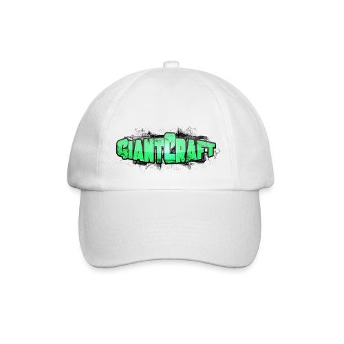 Herre T-shirt - GiantCraft - Baseballkasket
