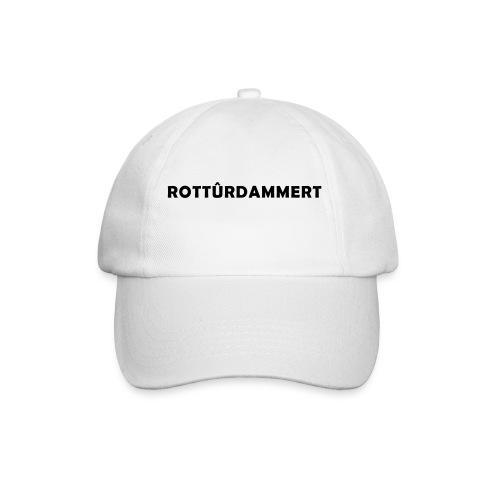 Rotturdammert - Baseballcap