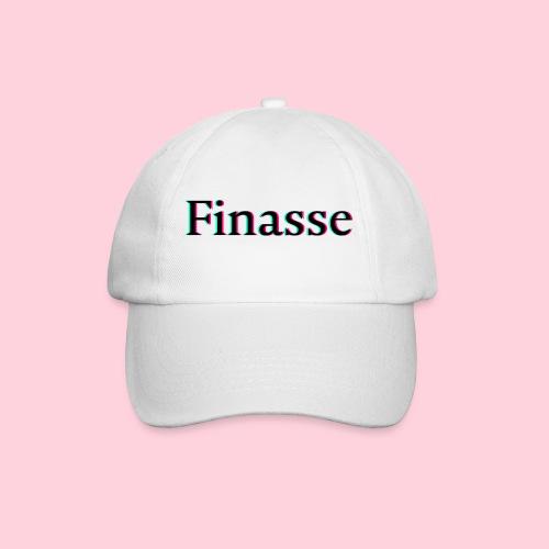 Finasse logo - Baseballcap