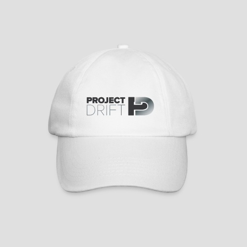 Project Drift LOGO 04 png - Baseball Cap