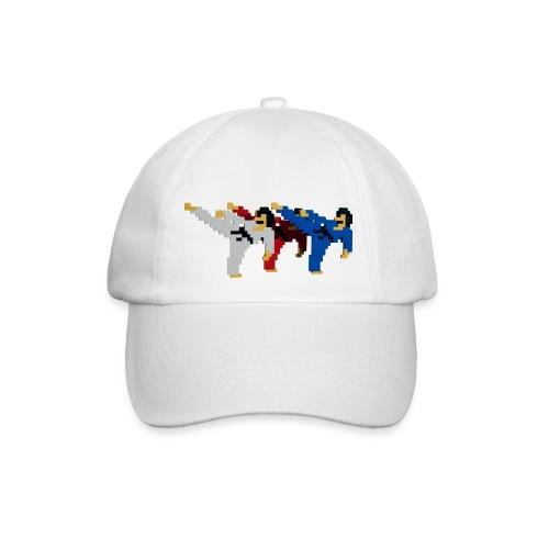 8 bit trip ninjas 2 - Baseball Cap