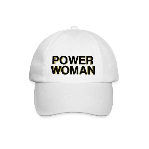 POWER WOMEN - Baseball Cap
