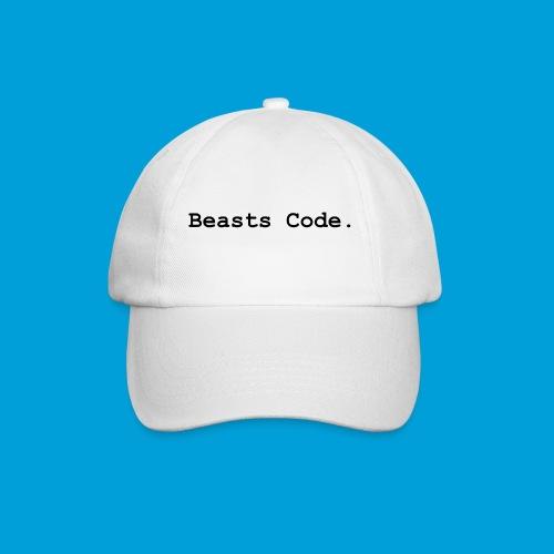 Beasts Code. - Baseball Cap