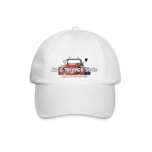 Bud Terence Style logo - Cappello con visiera