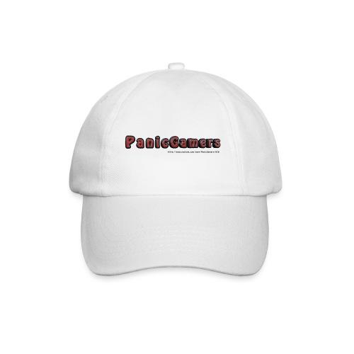 Cover PanicGamers - Cappello con visiera