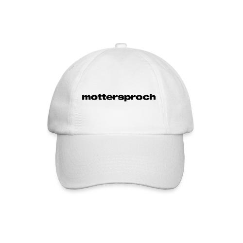 mottersproch - Baseballkappe