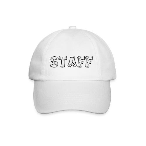 STAFF - Cappello con visiera