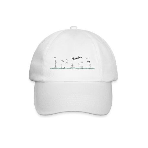 Cocai in Laguna di Venezia - Cappello con visiera