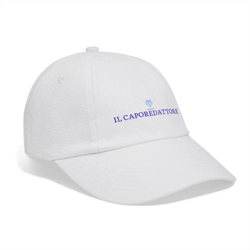 logo large - Cappello con visiera