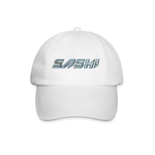 SASH! Logo 2 - Baseball Cap