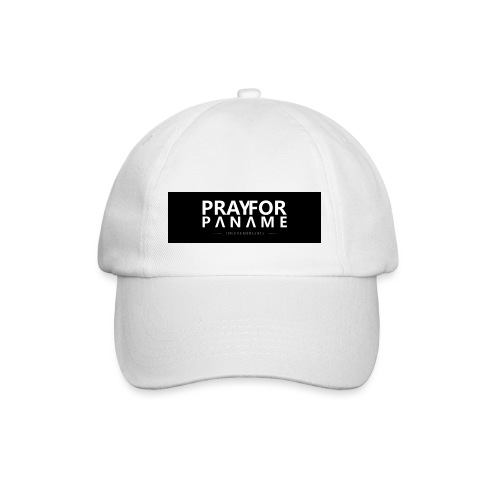 TEE-SHIRT HOMME - PRAY FOR PANAME - Casquette classique