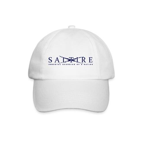 Saltire_Logo blue - Baseball Cap