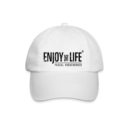 Enjoy this Life®-Classic Black Pascal Voggenhuber - Baseballkappe
