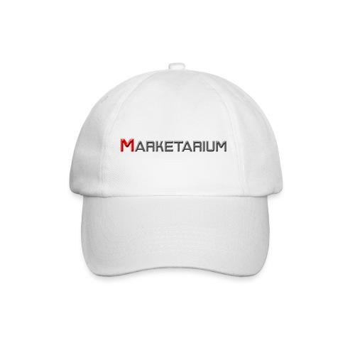 marketarium logo - Baseballkappe