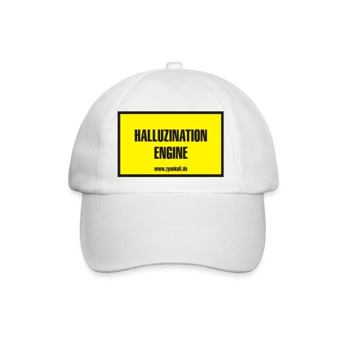 Halluzination Engine - Baseballkappe