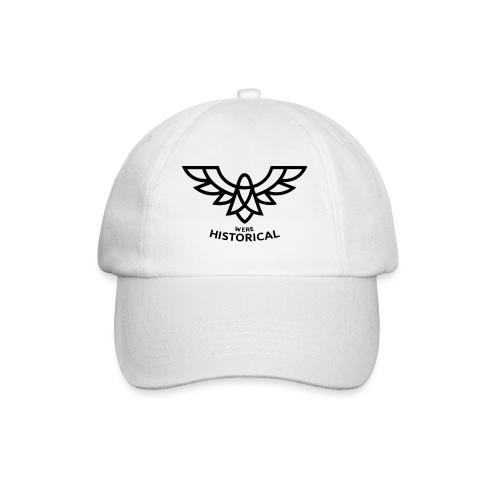 Text & Logo - Baseball Cap