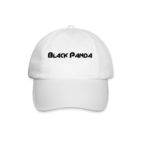 Black Panda - Baseballkappe