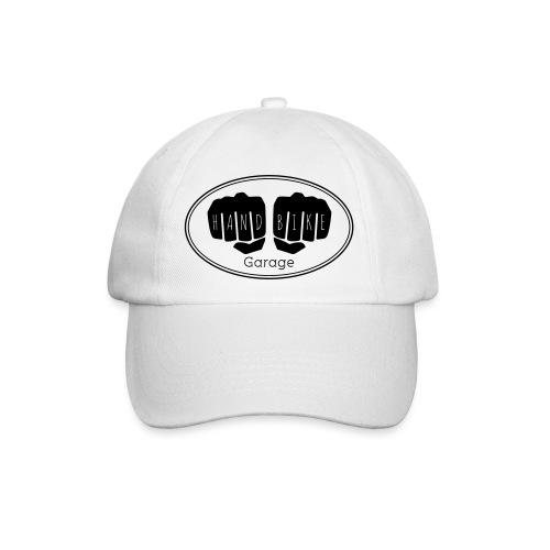 Handbike Garage Logo - Cappello con visiera