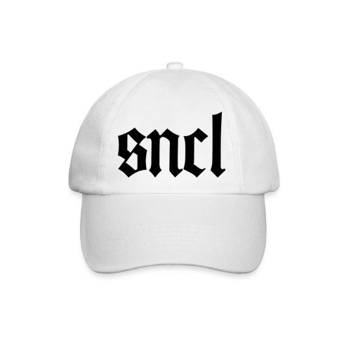 SNCL Retro Schwarz - Baseballkappe