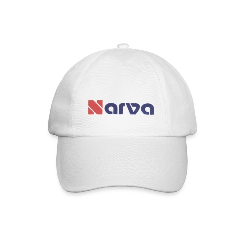 NARVA Schriftzug transparent png - Baseballkappe