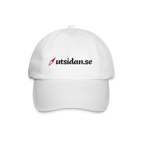 Utsidan logotyp - Basebollkeps
