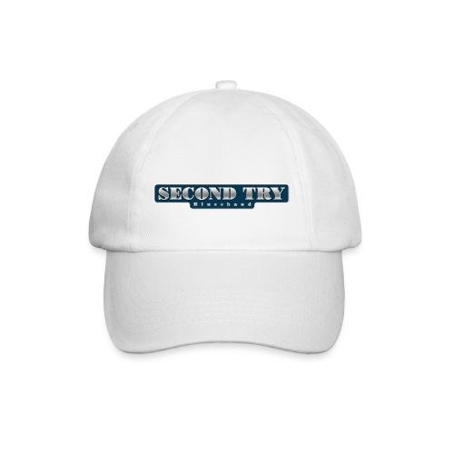 2ndtrylogo - Baseballkappe