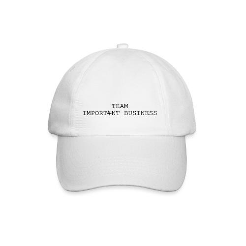 Team Important Business - Baseball Cap