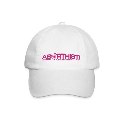 abarthlogored - Baseballcap