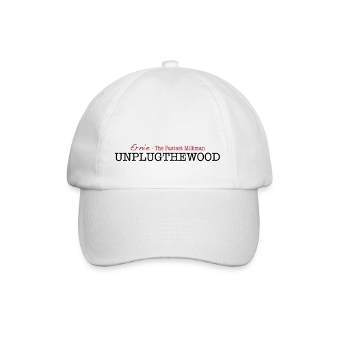 Unplug The Wood Ernie - Baseball Cap