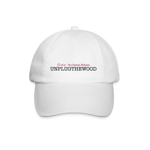 Unplug The Wood Ernie - Baseball Cap