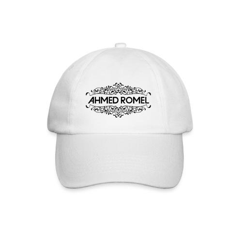 AR logo fulk black png - Baseball Cap