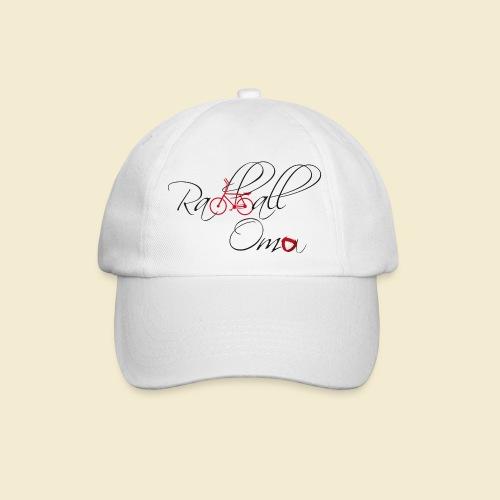 Radball | Oma - Baseballkappe