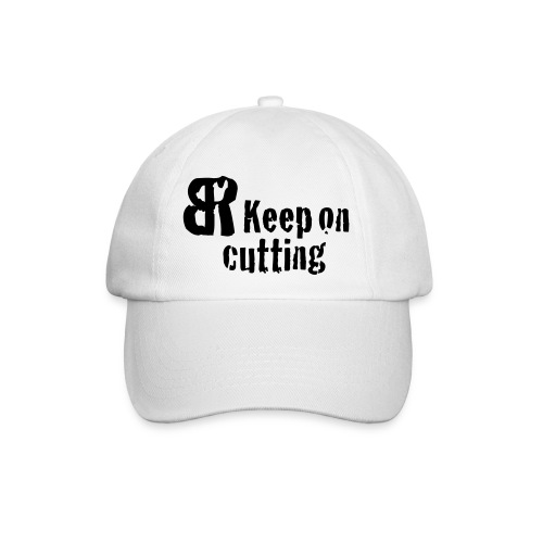 keep on cutting 1 - Baseballkappe