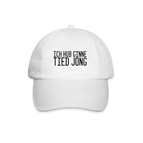 Ginne tied - Baseballcap