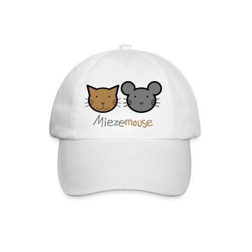 Miezemouse Logo - Baseballkappe