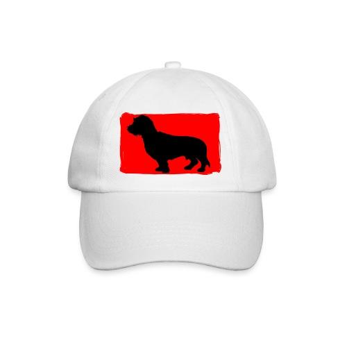 Ruwhaar Teckel Rood - Baseballcap