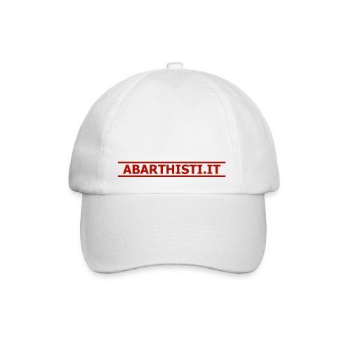 Abarthisti Rosso - Cappello con visiera