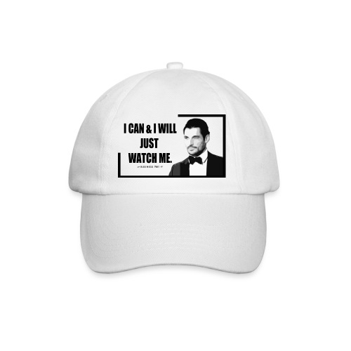I can i will just watch me - Cappello con visiera