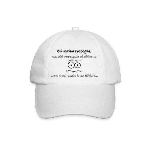 Citazione del giorno - Cappello con visiera