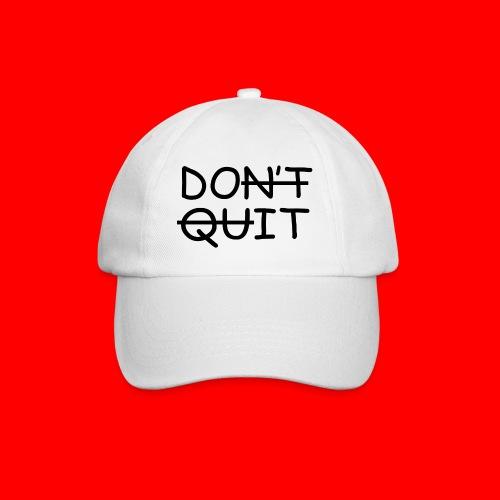 Don't Quit, Do It - Baseballkasket