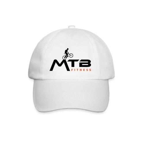 Subtle MTB Fitness - Black Logo - Baseball Cap