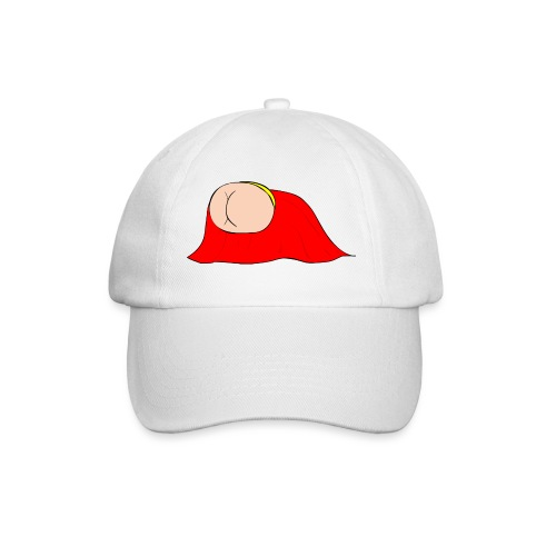 Flying Bum (diagonal) - without text - Baseball Cap