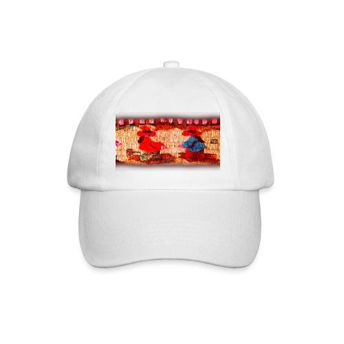 Dos Paisanitas tejiendo telar inca - Baseball Cap