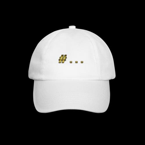 HashTagMan - Cappello con visiera